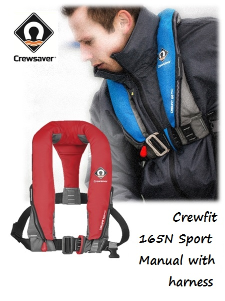 Crewfit 165N Sport - Manual with harness